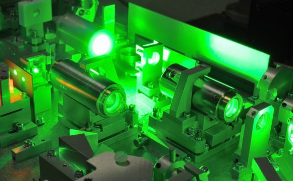 Diode pump solid state lasers